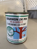 GOUDRON DE PIN